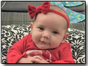 Baby Photo Contest Winner Shelby - March 2020